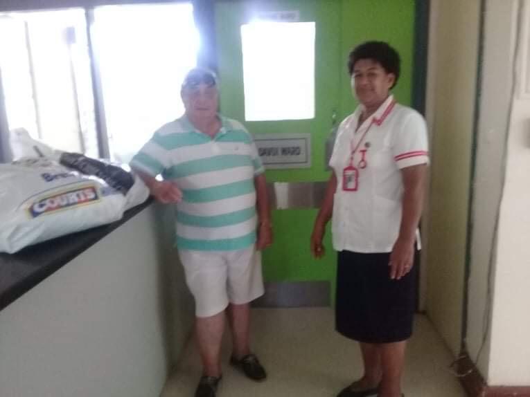 IMG 7896 - Hospital & Kindergarten donations