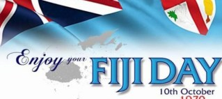 fiji day - Happy Fiji Day 2019!