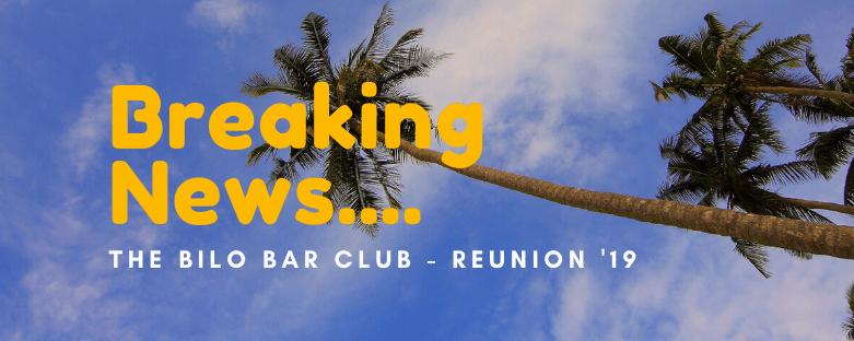 2020 Reunion – Dates & Rates