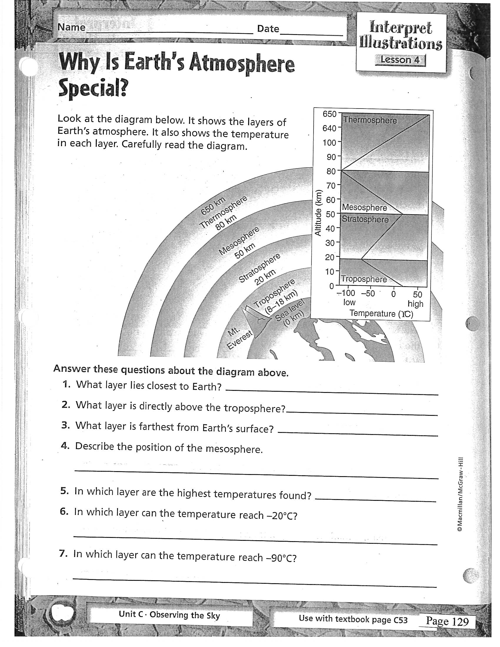Jacobs Dawn Science Term 3