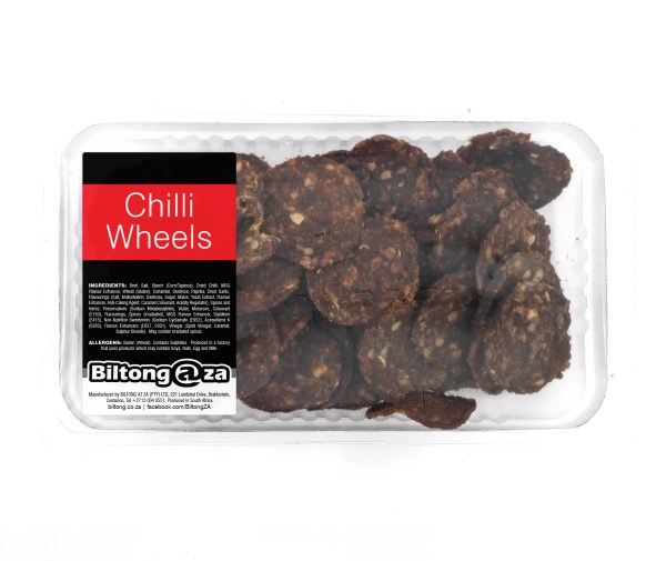 Chilli Wheels