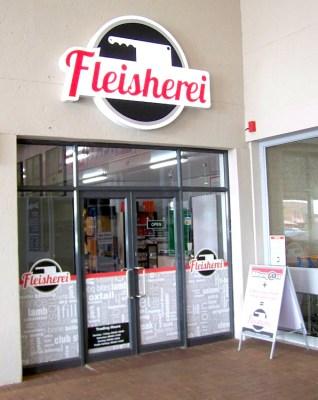 Fleisherei Deli - Hazeldean Square