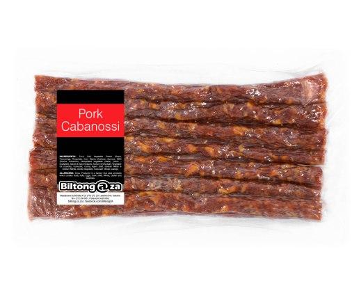 Pork Cabanossi