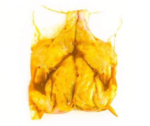 Chicken Flatty – Mango & Chutney