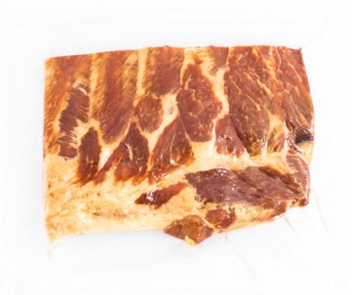 Smoked Pork Spare Ribs