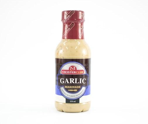 Meisterclub Garlic Marinade