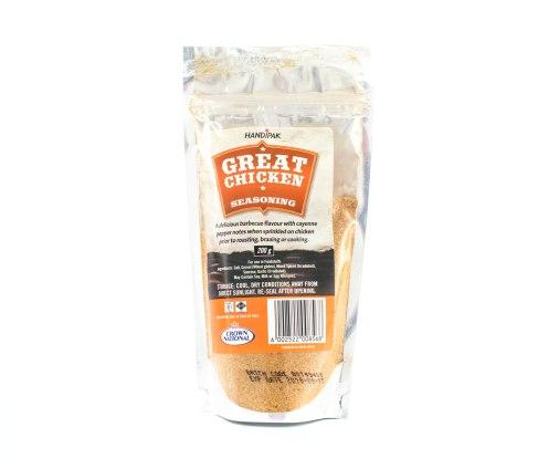 Handipak Great Chicken Seasoning – 200g