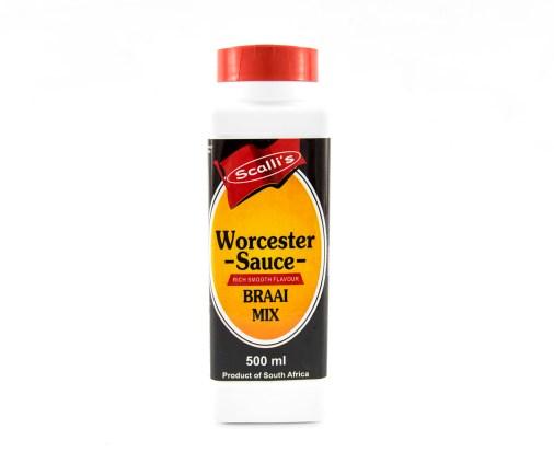 Scalli's Worcester Sauce Braai Mix