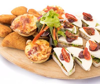 Bistro Bakes - Savoury
