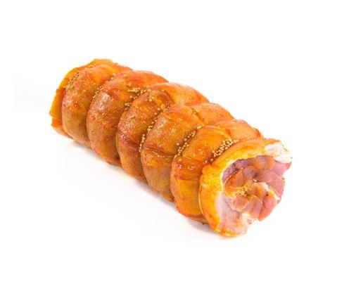 Deboned Pork Belly Roll - Honey & Mustard Seed