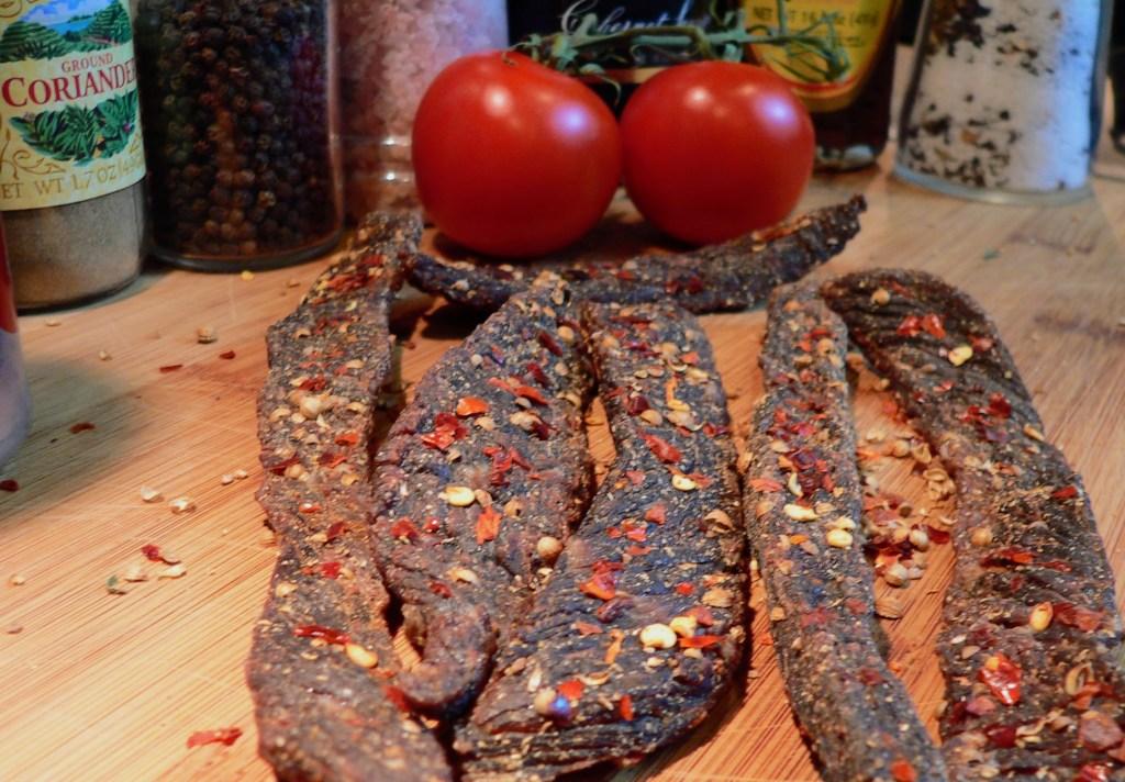 biltong peri-peri chili snapstick bites