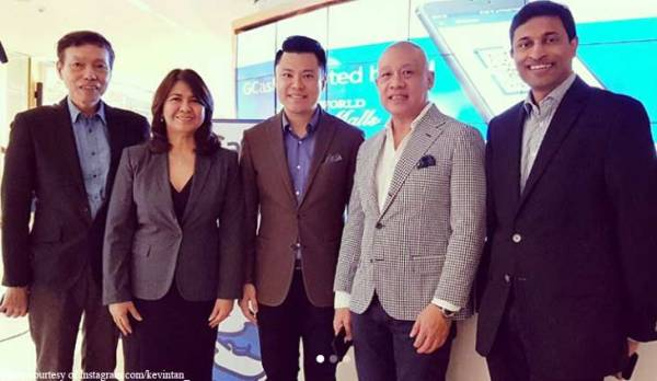 Ernest Cu partners with Kevin Tan for Globe GCash at ...
