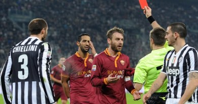 AS Roma Juventus