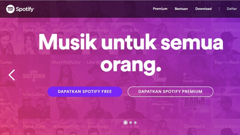 Spotify Indonesia