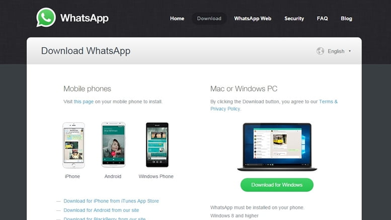 WhatsApp Rilis Aplikasi Desktop PC