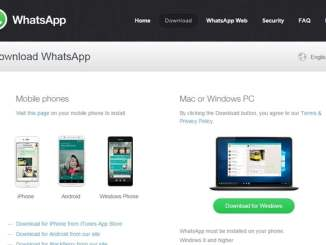 whatsapp desktop pc