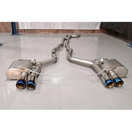 exhaust bmw f10 f11 520i 523i 528i 535i valve bimar tuning