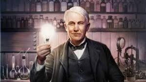 Thomas Alva Edison, tokoh terkenal di dunia yang gemar membaca