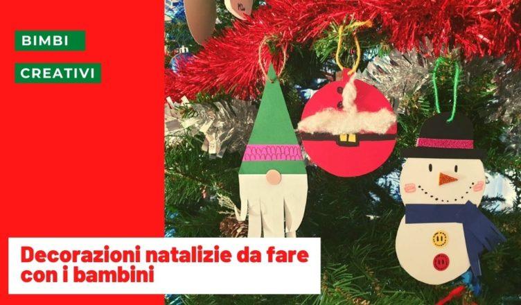 Tutti da copiare per addobbare e decorare casa durante le feste. Lavoretto Per Natale Decorazioni Da Fare Con I Bambini Bimbi Creativi
