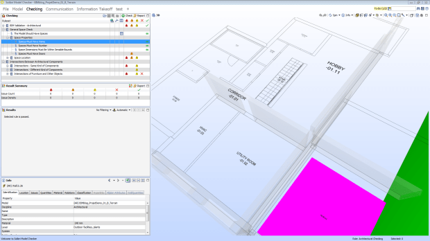 BIM Manager | Checking