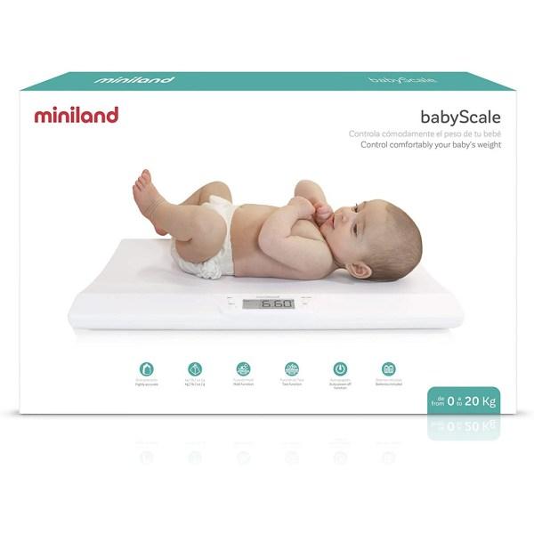 Miniland Bilancia Babyscale