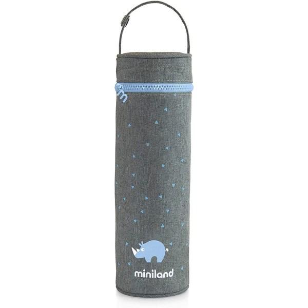 Miniland Thermibig Silky Azzurro 500ml