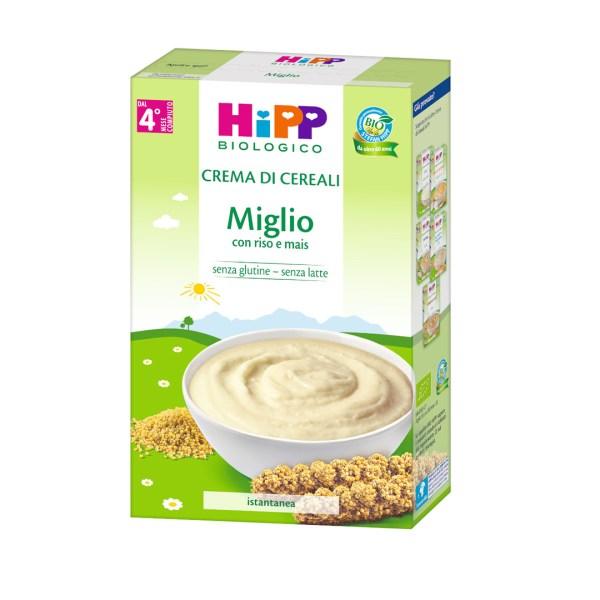 Hipp Creme di Cereali Miglio 200g