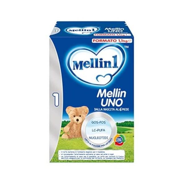 Mellin 1 Latte in Polvere 1100g