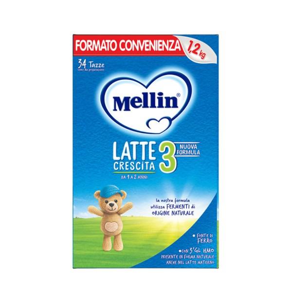 Mellin 3 Latte in Polvere 1200g