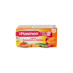 Plasmon Omo Sughetti Pomodoro e Verdure