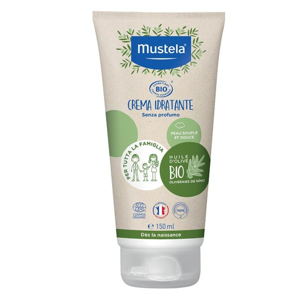 Mustela Crema Idratante senza profumo Bio