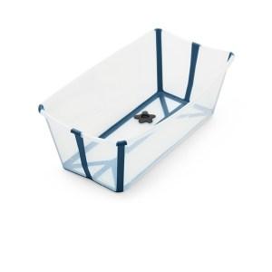Stokke Flexi Bath Transparent Blue