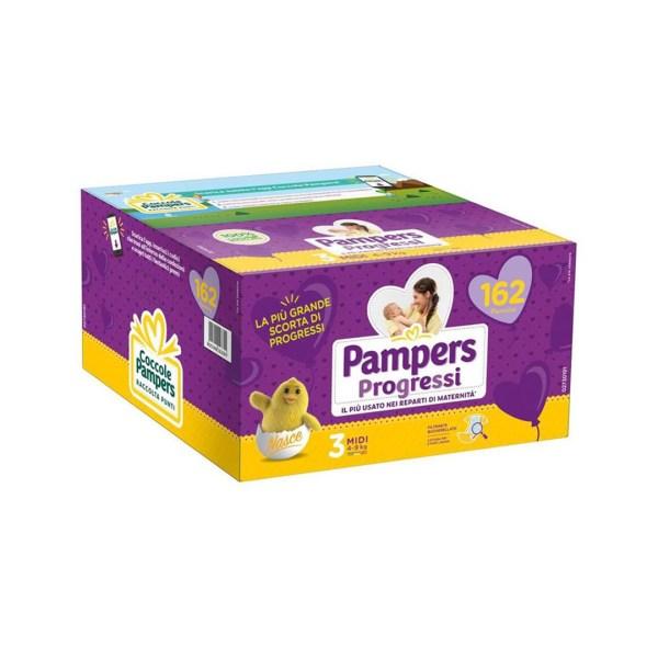 pampers progressi 3 multi pack