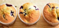 Muffin ai frutti rossi Bimby