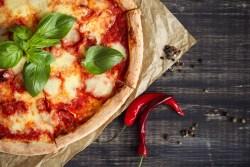 Pizza margherita Bimby