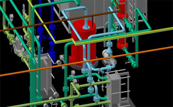 Make your facility management process better through 3D facility & equipment modeling