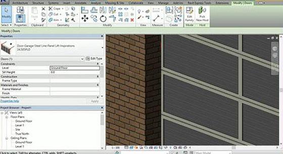 3D Revit files