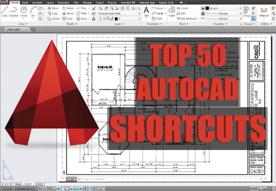 Some useful AutoCAD shortcuts to accelerate your drawing time