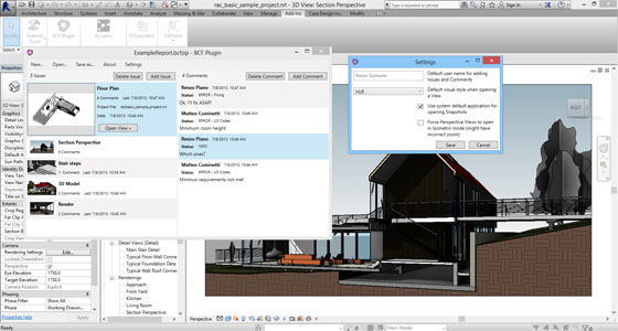 BCFier 1.0 for Revit