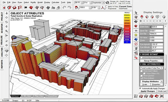 The role of BIM towards sustainable design