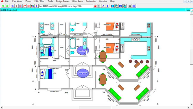 Fast Plans – A handy construction program for engineers