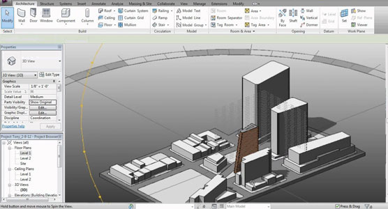 Revit Massing Tutorial
