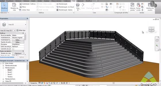 How to render sketchup model in Revit