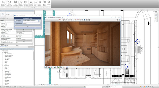 V-Ray for Revit public beta