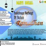 Universitas Bina Darma Mengadakan kegiatan Ramadhan Berbagi