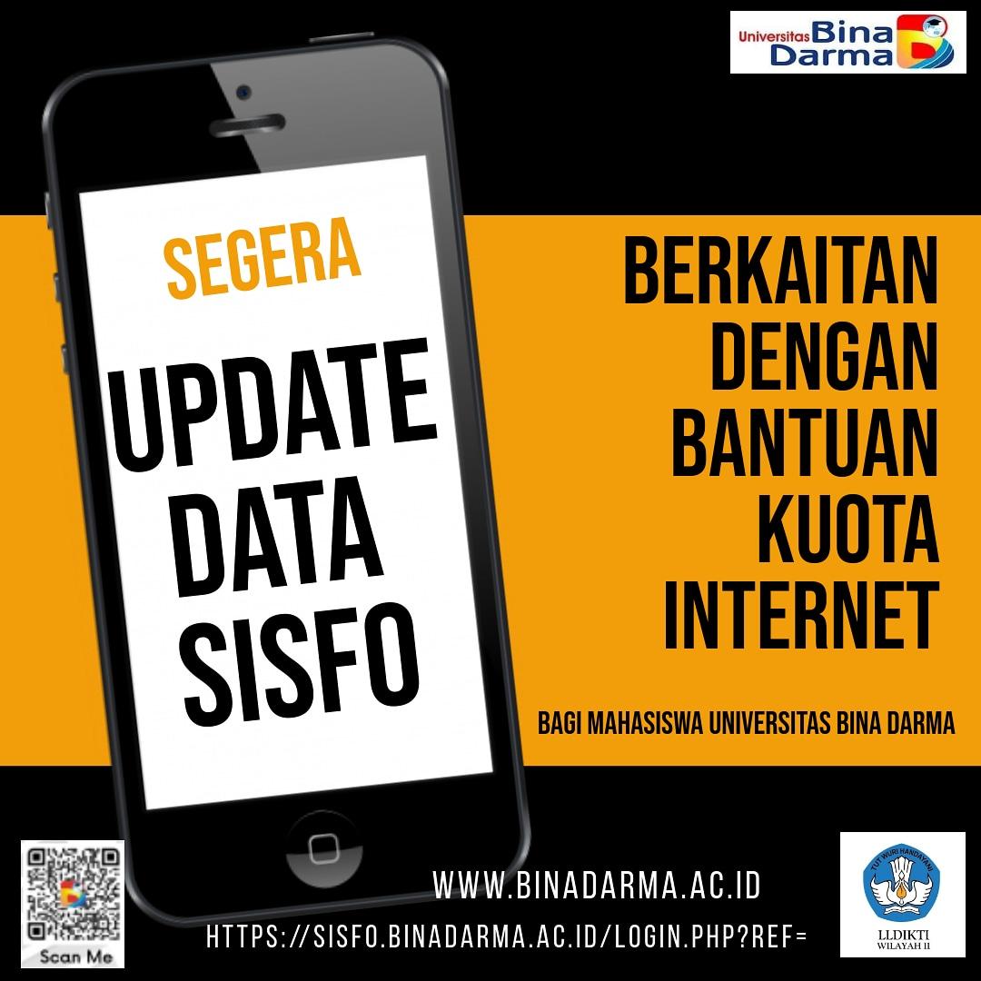 Pengumuman untuk Update Data/no Hp