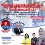 Pengenalan Kehidupan Kampus Mahasiswa Baru (PKKMB) Universitas Bina Darma