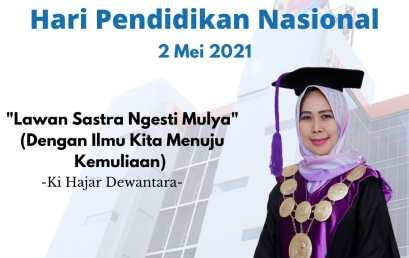 UCAPAN HARI PENDIDIKAN NASIONAL 2021
