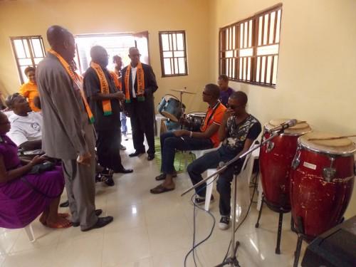Dr. Paul Kings admir bina foundation musical band