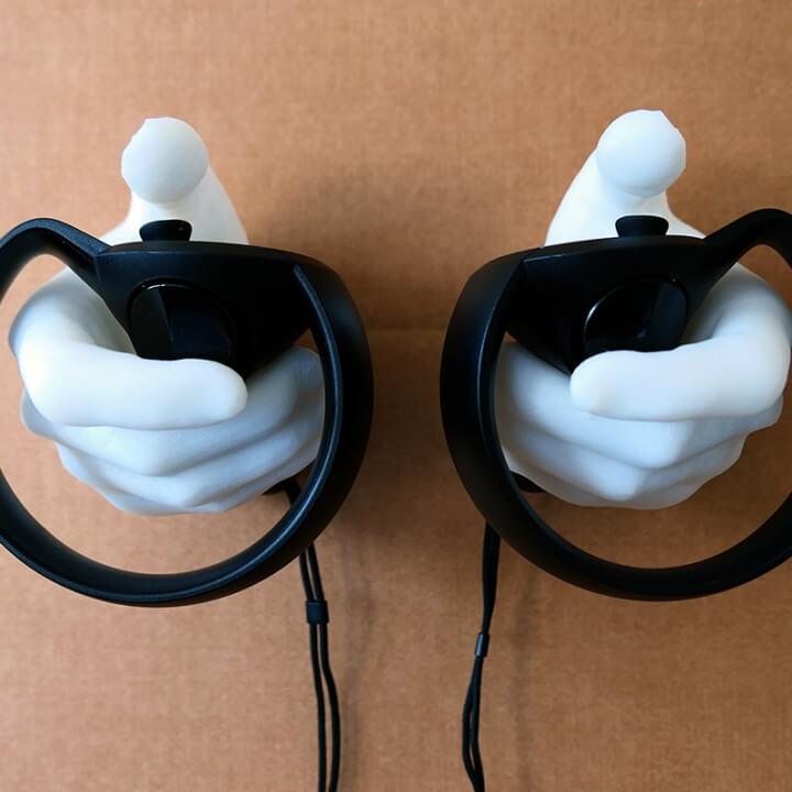 oculus rift supporto 3D 2